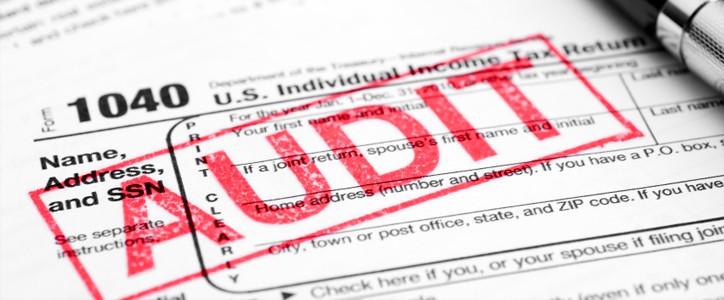 IRS Audit Attorney